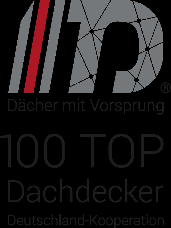 Logo 100 Top Dachdecker